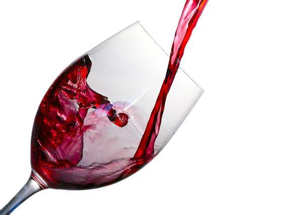 czerwone polskie wino