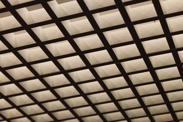 plafon led kwadratowy