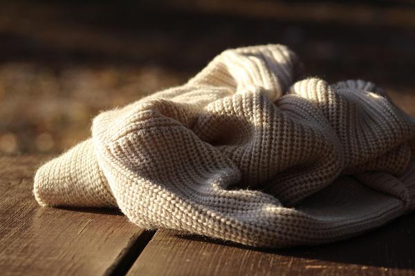 kaszmirowy sweterek