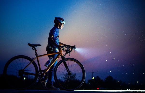 lampy rowerowe przednie