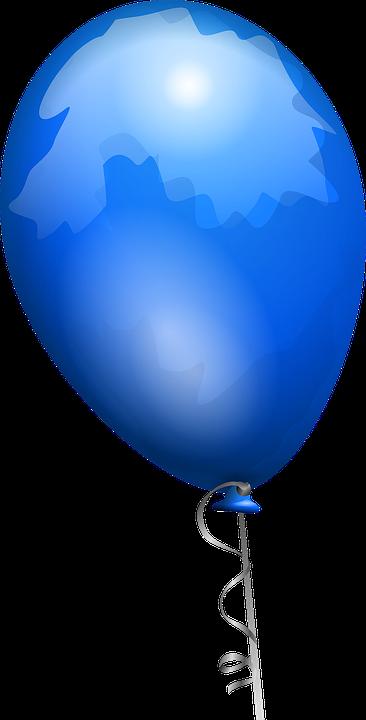 duże balony z helem na urodziny